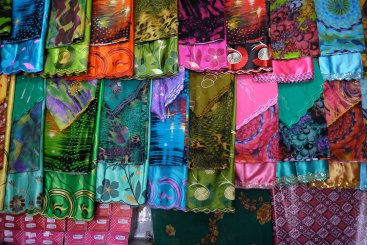Diraac fabric in Hargeisa