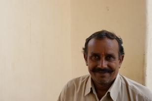 Man in Jaipur