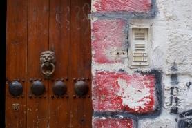 Doorway in Jerusalem