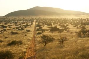 Mountain in Tswalu