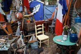 Whistable antiques shop