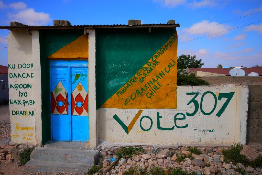 Somaliland building