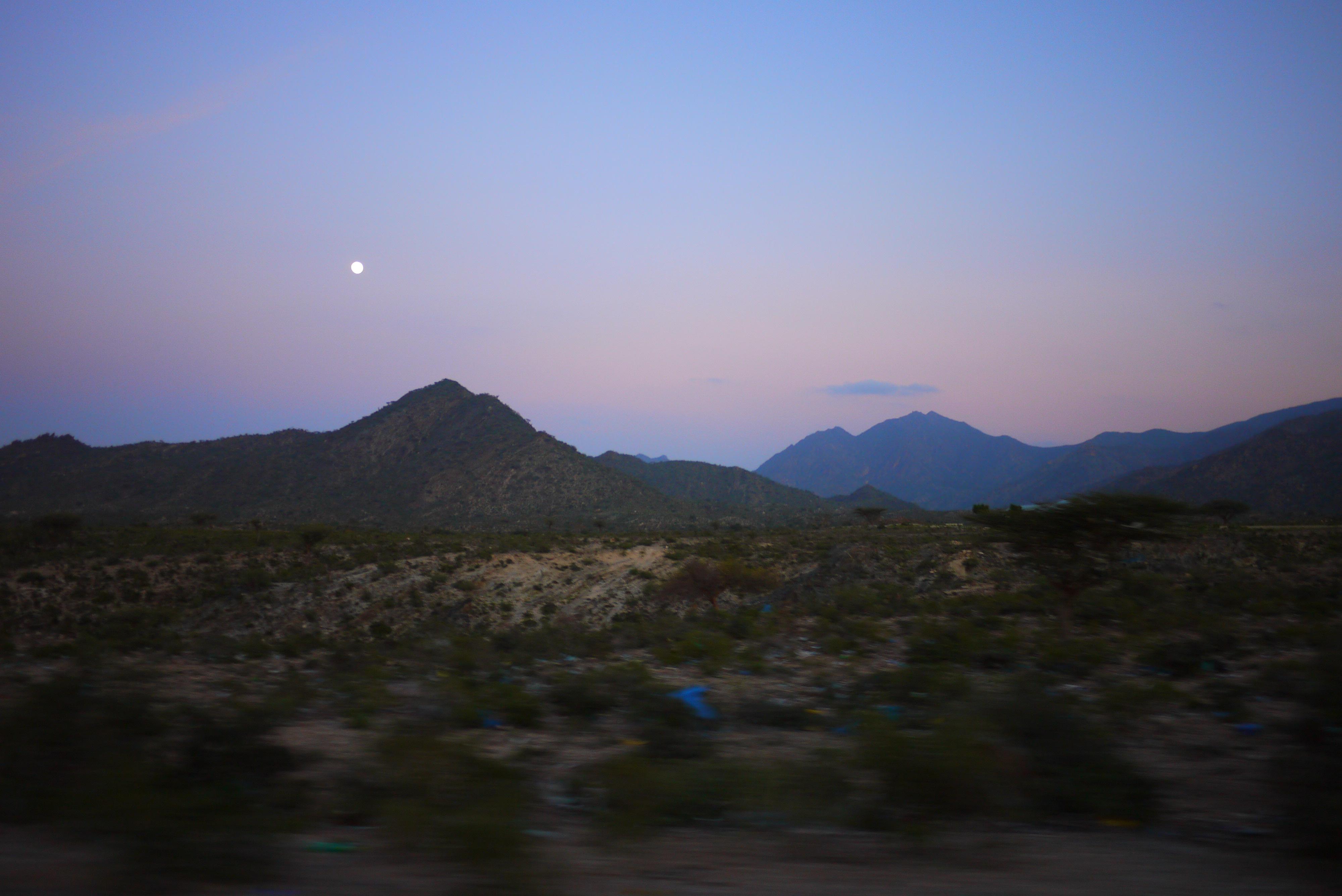 Twilight in Somaliland